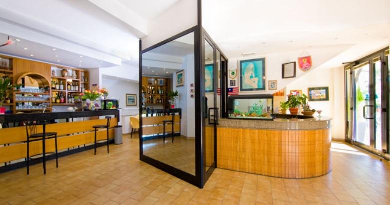 Sala di accoglienza e permanenza ospiti