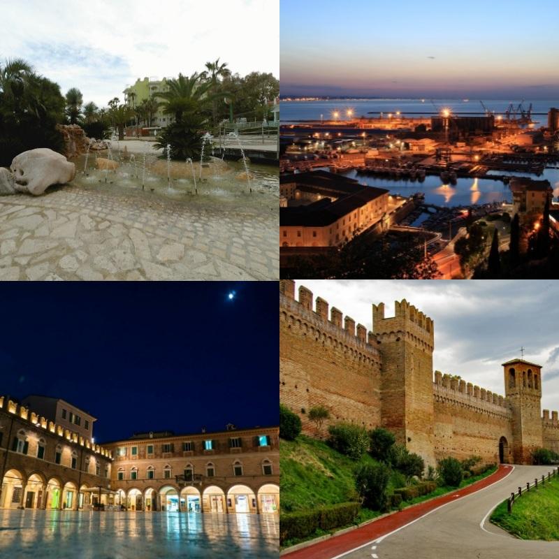 territorio da visitare nelle Marche-San Benedetto del Tronto